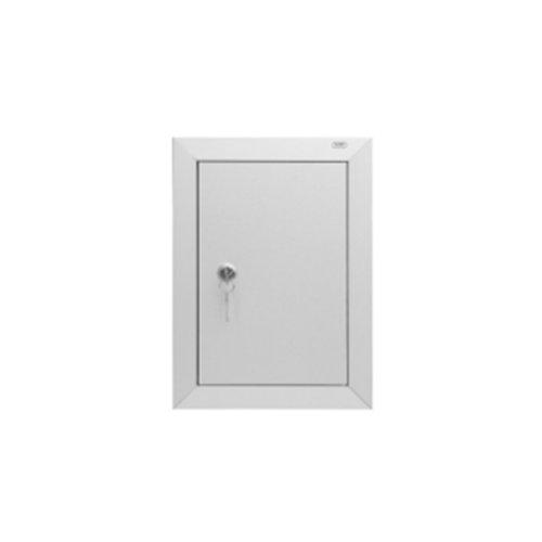Albo Aluminium brievenbusdeur 529/1