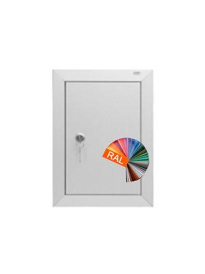 Albo Aluminium Letterbox Door - 529/1