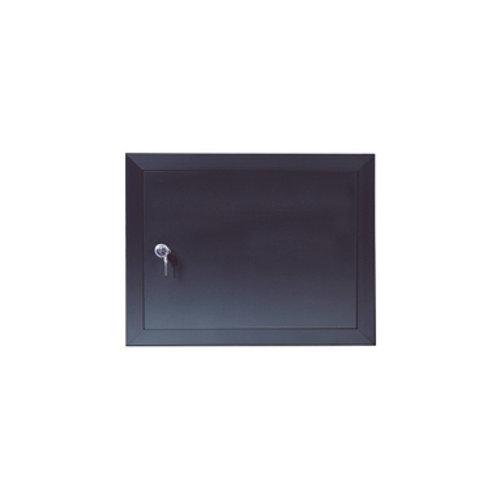Albo Aluminium brievenbusdeur 529/1H