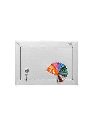Albo Aluminium brievenbusdeur - 529/1/H