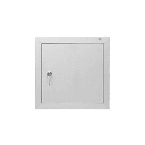 Albo Aluminium Letterbox Door - 529/2