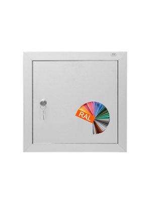 Albo Aluminium brievenbusdeur - 529/2