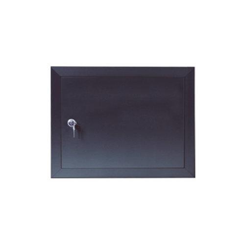 Albo Aluminium brievenbusdeur - 529/3/H