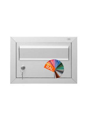 Albo Aluminium Letterbox Door - 529/1/H/505