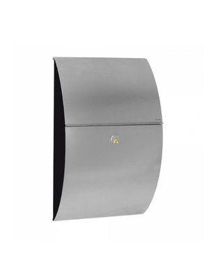 Mefa  Mefa - JOURNAL 632 - Stainless steel/Black