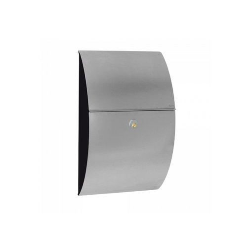 Me-Fa Mefa letterboxes - JOURNAL 632 - Mailbox with stainless steel front