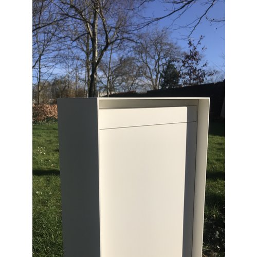 Mailbox design Boîte aux lettres en aluminium - Inline