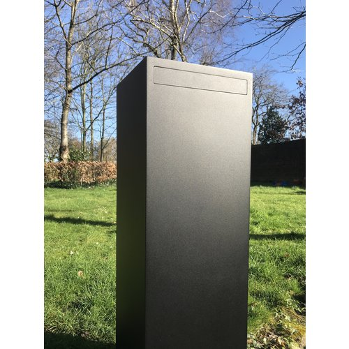 Mailbox design Moderne brievenbus Pillar 1000