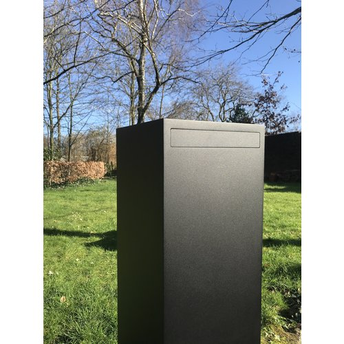 Mailbox design Modern mailbox Pillar 1000