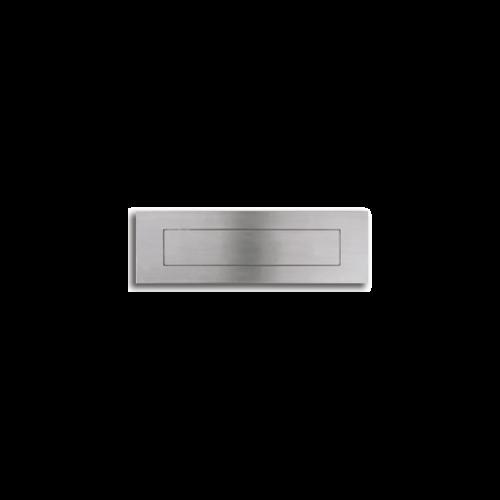 Mailbox design Inox RVS brievenbusklep - GA 300
