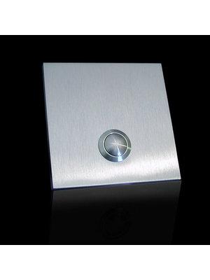 Mailbox design Deurbel Vierkant - Type 330