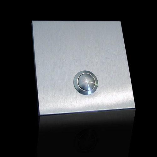 Mailbox design Design doorbell Square - Type 330 -  85 x 85 mm
