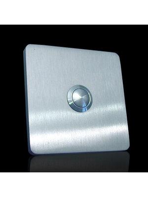 Mailbox design Deurbel Vierkant - Type 410