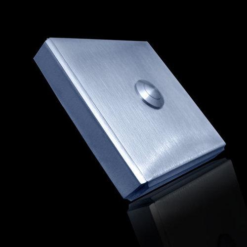 Mailbox design Deurbel Vierkant - Type 20001- 90 x 90 mm