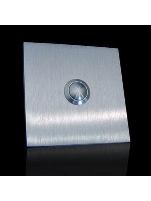 Mailbox design Deurbel Vierkant - Type 3001