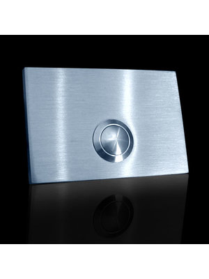 Mailbox design Doorbell Rectangle - Type 342