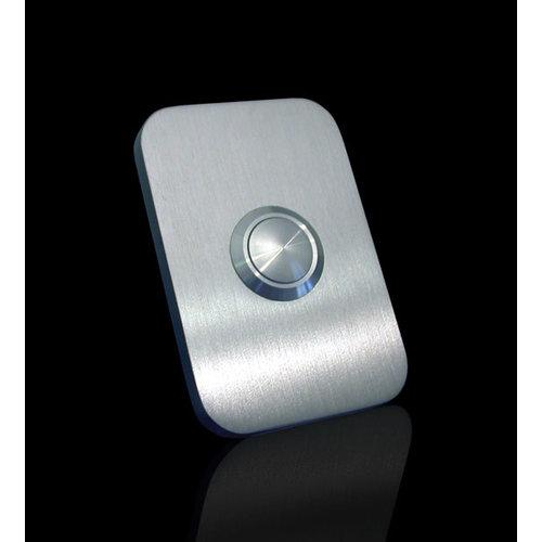 Mailbox design Sonnette Rectangle - Type 2000 - 75 x 50 mm