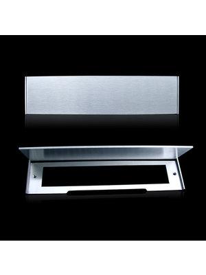 Mailbox design Clapet de boîte aux lettres en acier inoxydable - Type 618