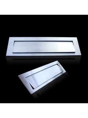Mailbox design Clapet de boîte aux lettres en acier inoxydable - Type 619