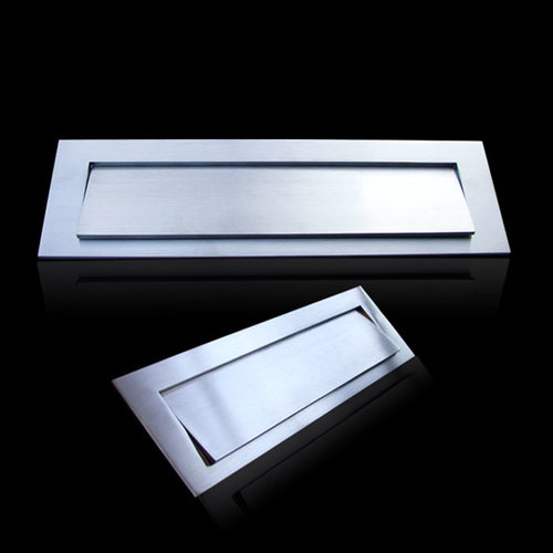 Mailbox design Stainless Steel Mailbox Flap - Type 619