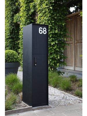 eSafe Fenix eSafe Front - Black