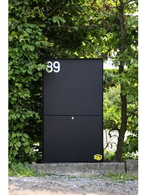 eSafe Dropbox eSafe Medium  - Noir