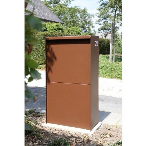 eSafe Pakketbrievenbus - Dropbox eSafe Medium - Ral Kleur  naar keuze
