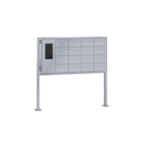 RENZ Renz brievenbussen voor appartementen, RENZ PLAN