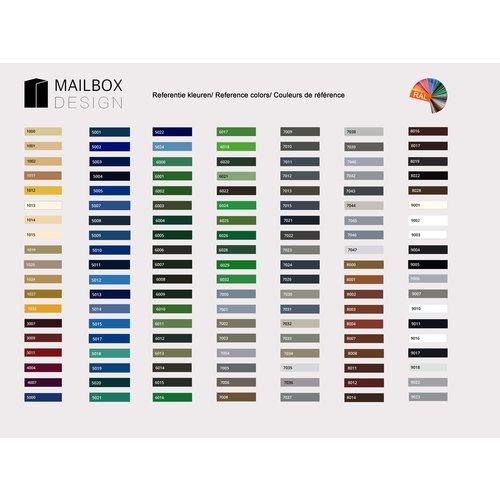 eSafe Pakketkast - Bulkbox eSafe Digitaal - RAL kleur