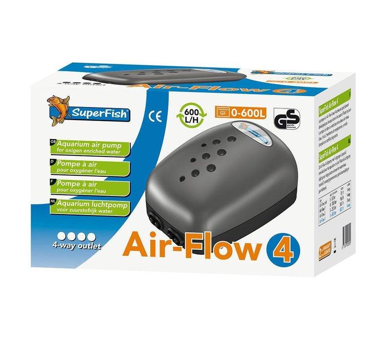 Superfish Air-Flow Air pump
