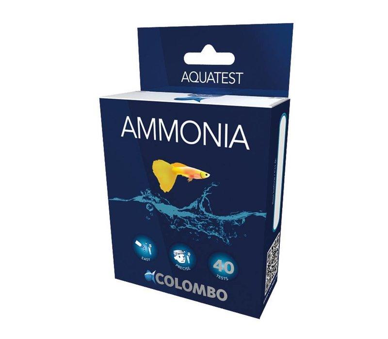 Colombo Ammonia test