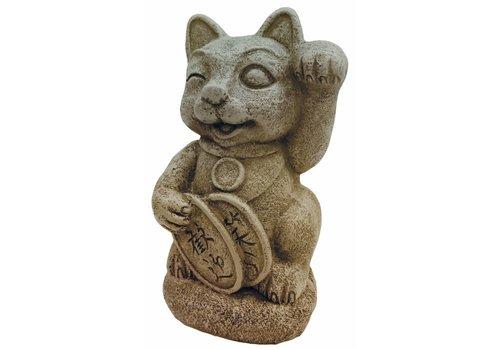Zen deco fortune cat