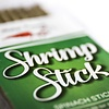 Shrimps Forever Shrimp lolly spinach