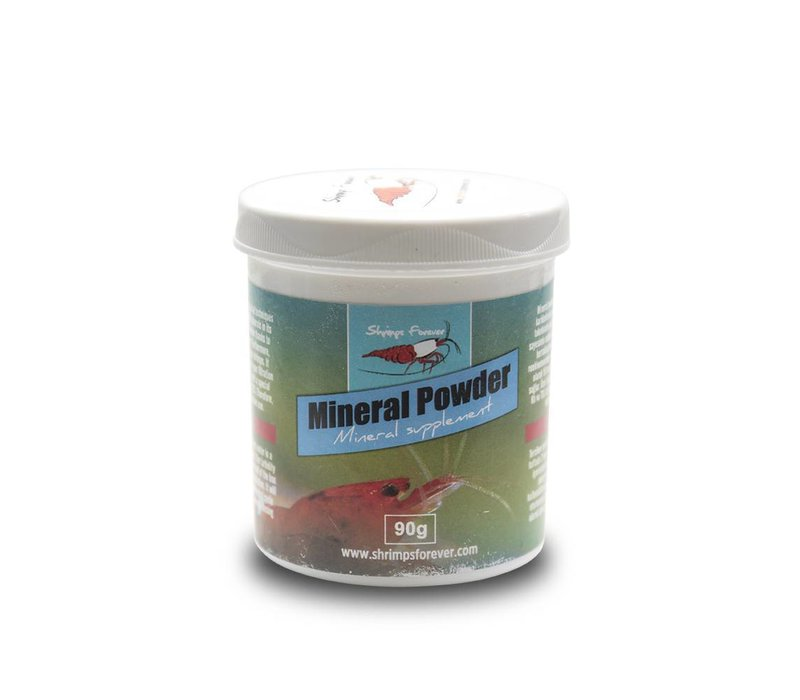 Shrimps Forever Montmorillonite / Mineral Powder