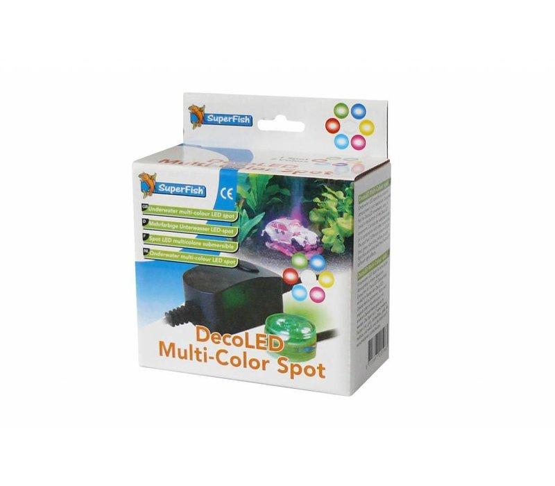 Superfish Deco LED Multi colour Spot