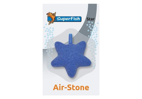 Superfish Air stone - Star
