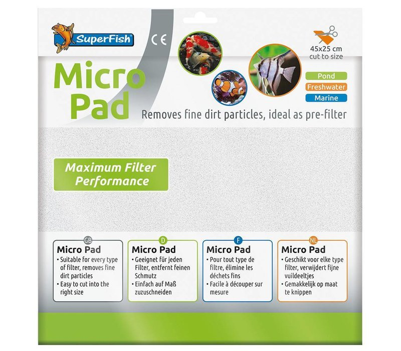 Superfish Micro pad