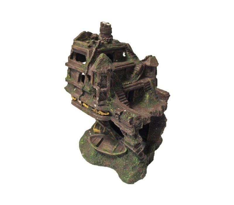 Ship Stern  (Shipwreck)