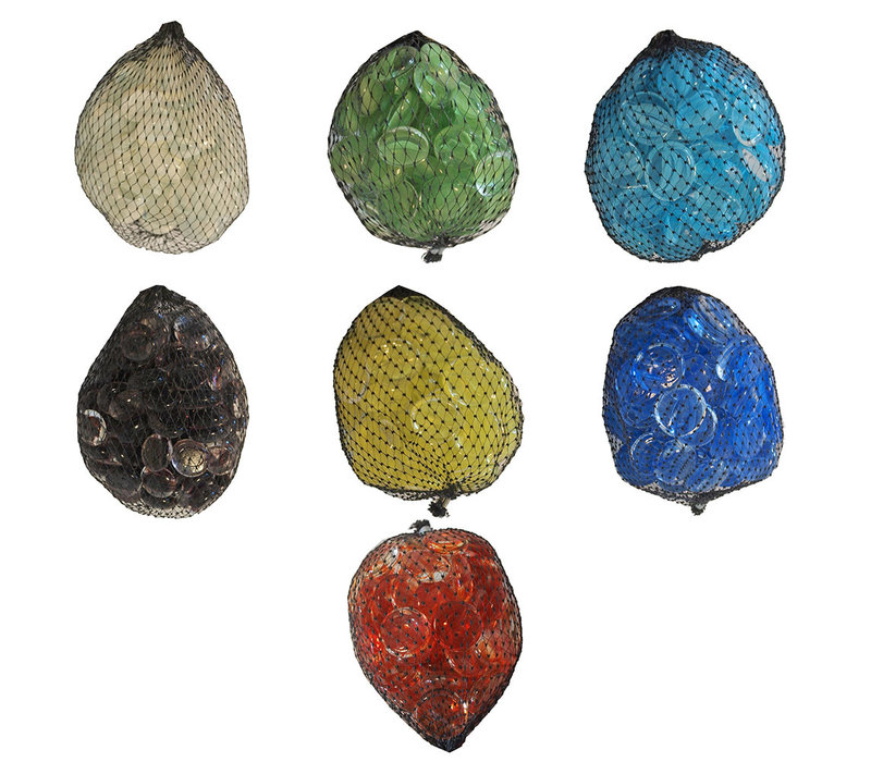 Glass Decoration Stones 250gr