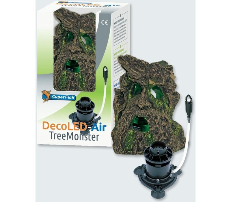 Deco Led Air Tree Monster Kit