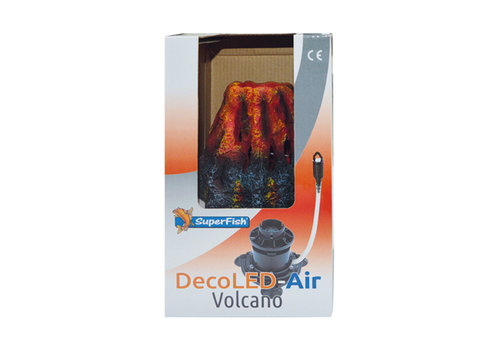 Deco Led Air Vulkaan Kit