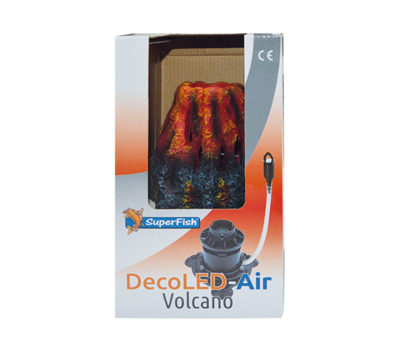 DecoLED-Air Volcano
