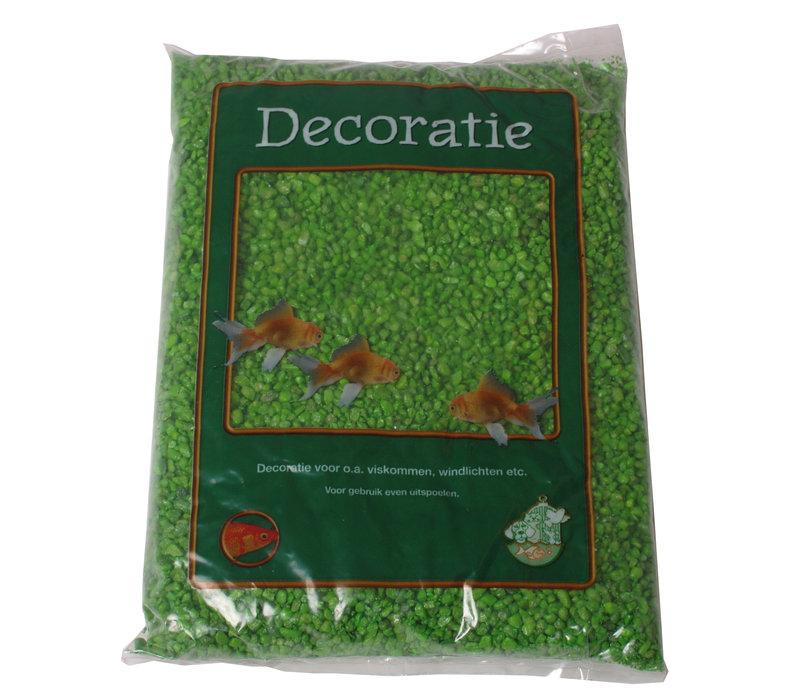 Gravel Apple Green - 1 kg bag