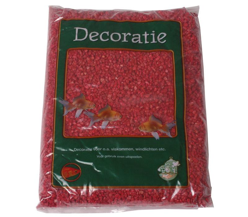 Gravel Red - 1kg bag