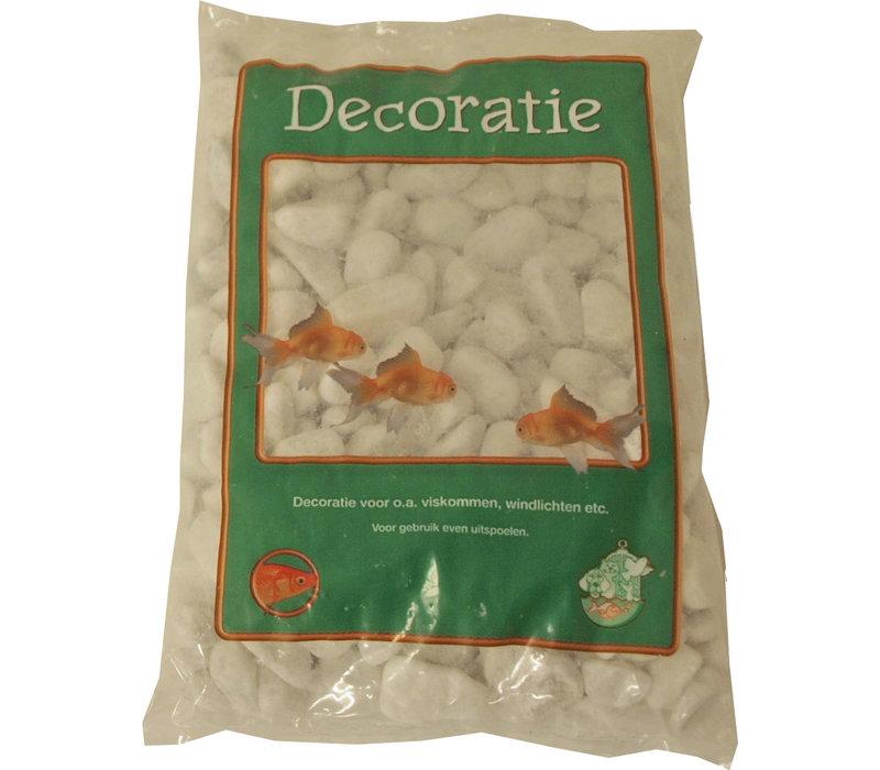 Marble Pebbles - 1kg Bag