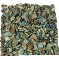 Broken Shells Blue - 750gr bag