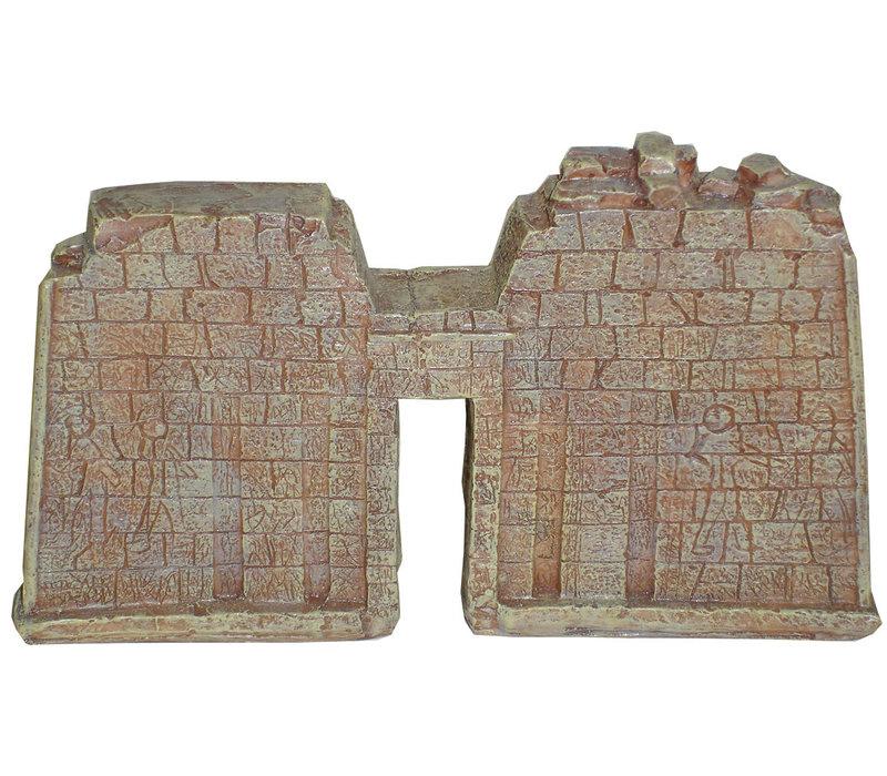 Egyptische Muur