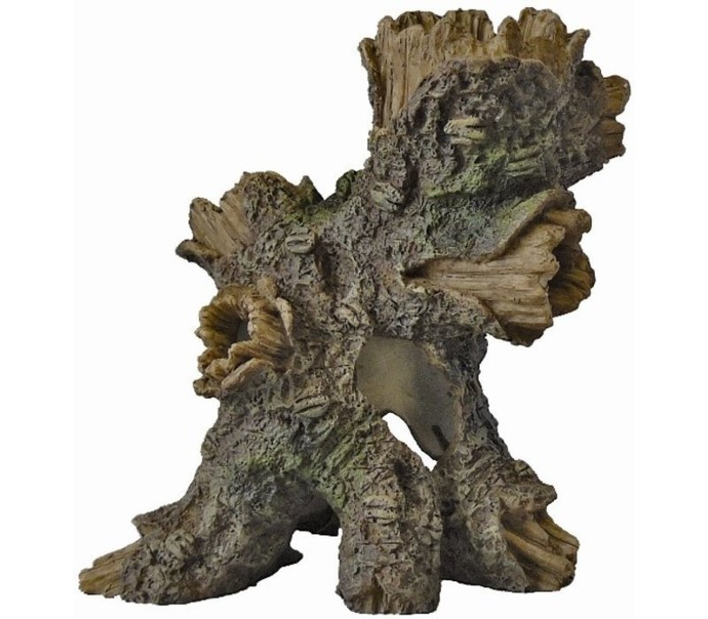 Superfish Deco Tree Stump Extra Small