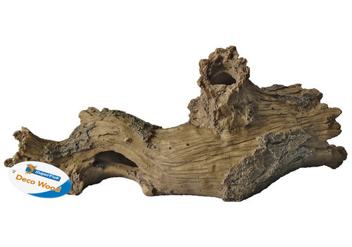 Forest Deco Log Wood Large