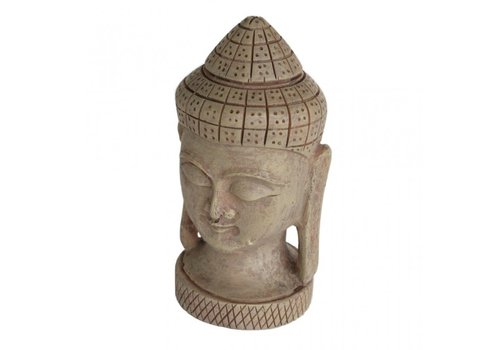 Zen Deco Buddha Face - XL